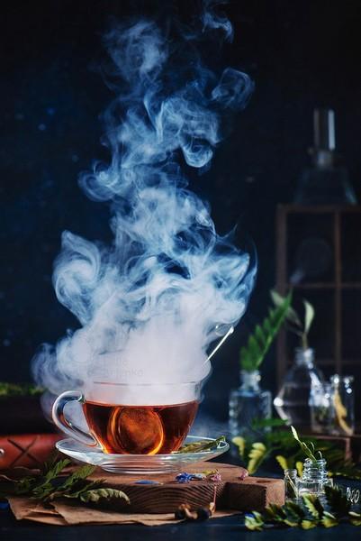 Что чаще вы пьёте холодной осенью горячий чай кофе молоко и тд