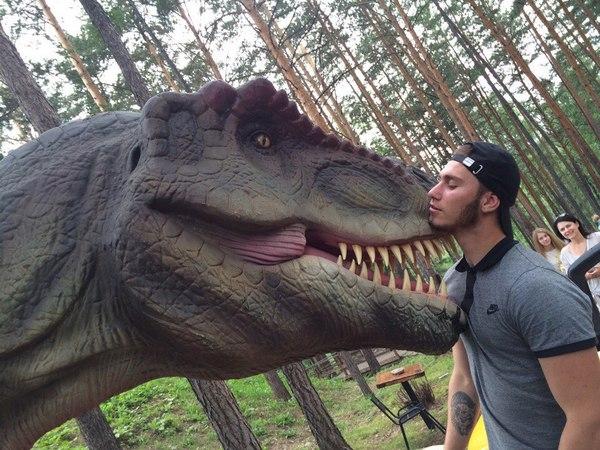 Нравится ходить в зоопарк