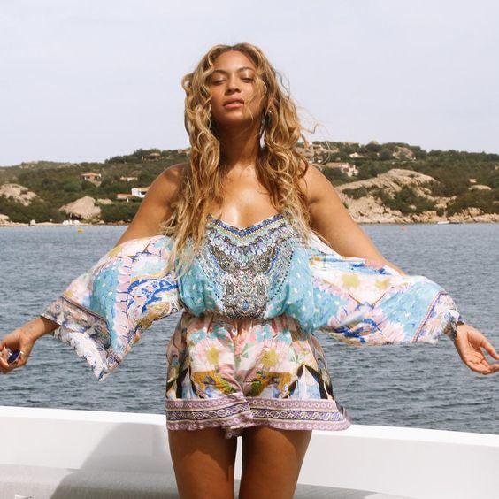 Beyonce jest naprawde śliczna