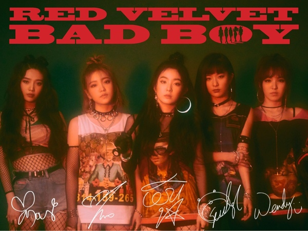 И песни Red Velvet если не трудно