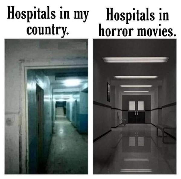 как тебе медицина в России