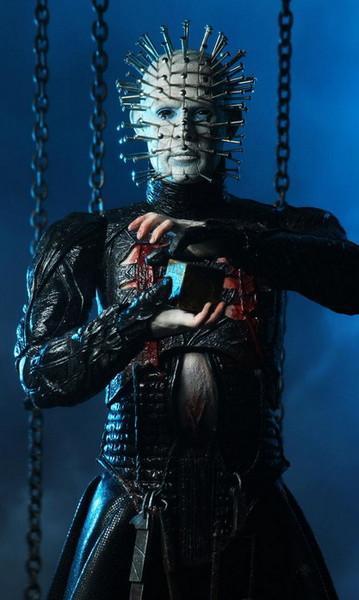 Do you have a favourite horror villain Andor a favourite horror monster If so