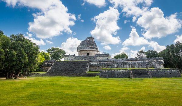 Buongiorno oggi parliamo del Messico con Chiche itza
