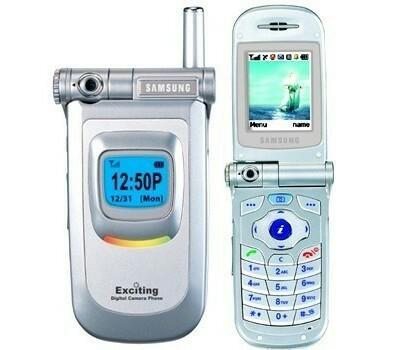 Какой модели был твой первый мобильный телефон Выложи фото
