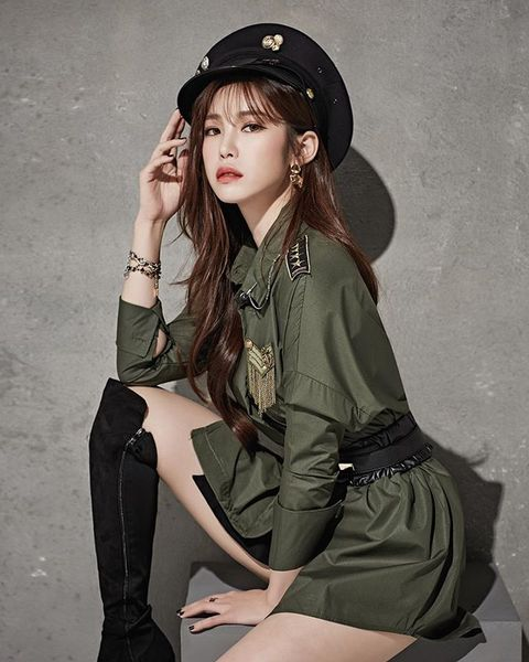 Hello everyone I came back here to you after a long absence 3 Hyoseong