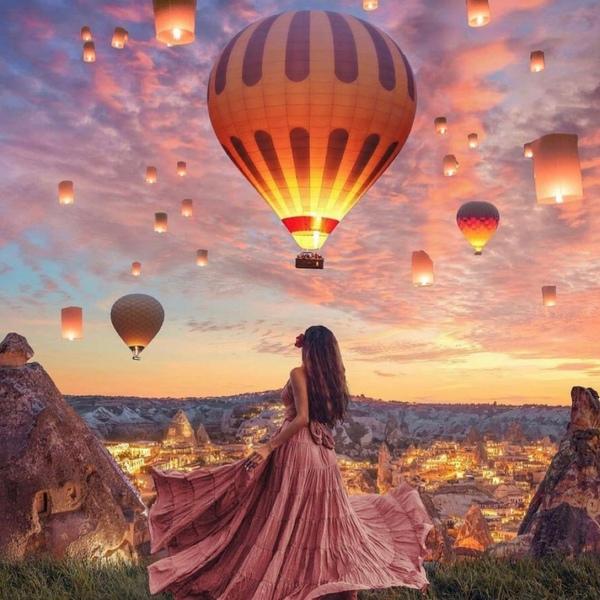 Ты много путешествуешь много видишь и переживавешь удивительные впечатления а
