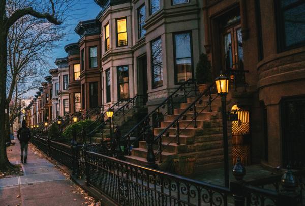 Describe your neighborhood