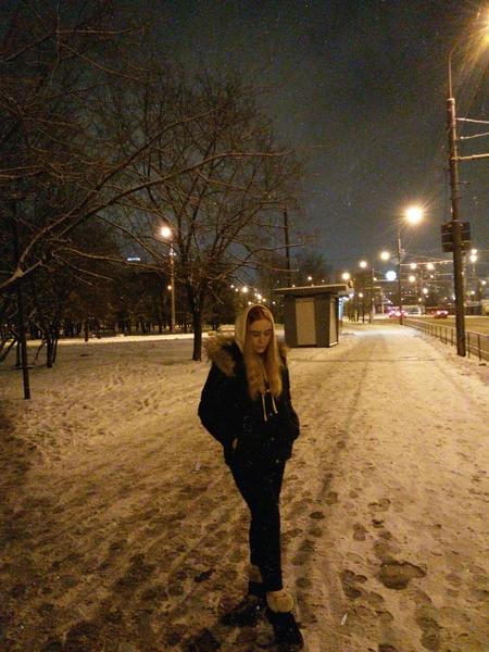Как зима