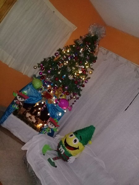 Foto de tu árbol navideño