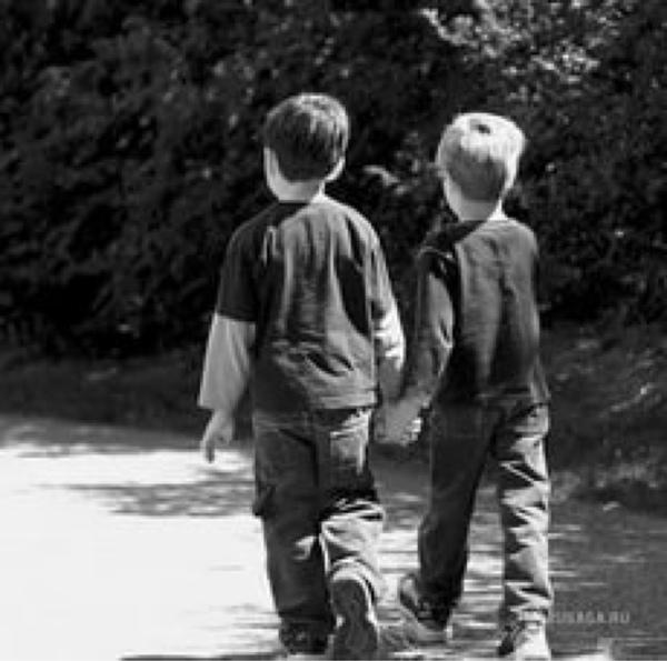 Ты выбираешь друзей или они выбирают тебяКа не ошибиться